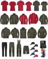 James & Nicholson | Sample Collection Workwear